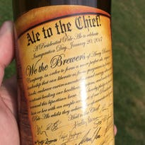 Brewologist | Ale to the Chief