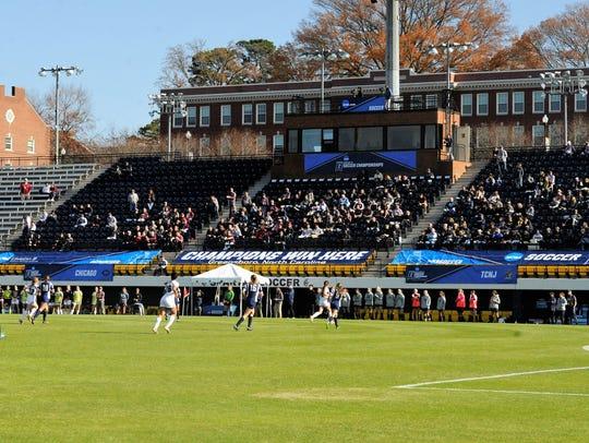 The University of North Carolina-Greensboro hosted