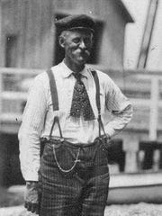 Ben Reno, whose father fought in the Civil War, was the best known of the wooden trout boat builders, centered in Keuka Village. A Ben Reno restored boat or replica is prized by boating buffs today. He died in 1951 at age 95.