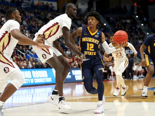 Murray State v Florida State
