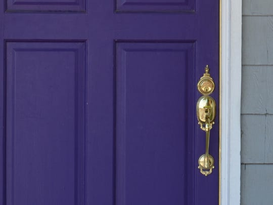 What Does The Color Of Your Front Door Say About You