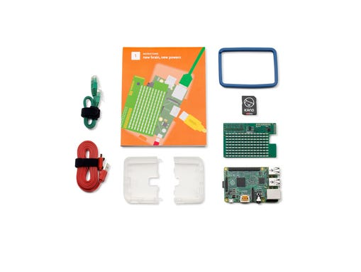 Kano, a do-it-yourself computer aimed at getting kids