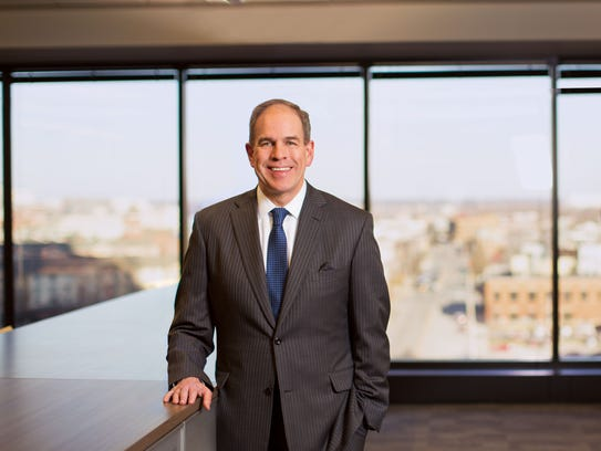Scott Davison, CEO, President and Chairman of OneAmerica's