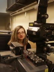 Paula Guthat, cofounder of Cinema Detroit.