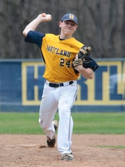 Hartland's Max Hendricks was 11-1 last season.