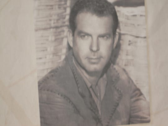 The memorabilia at MacMurray Ranch includes this still of Fred MacMurray from Paramount Pictures.