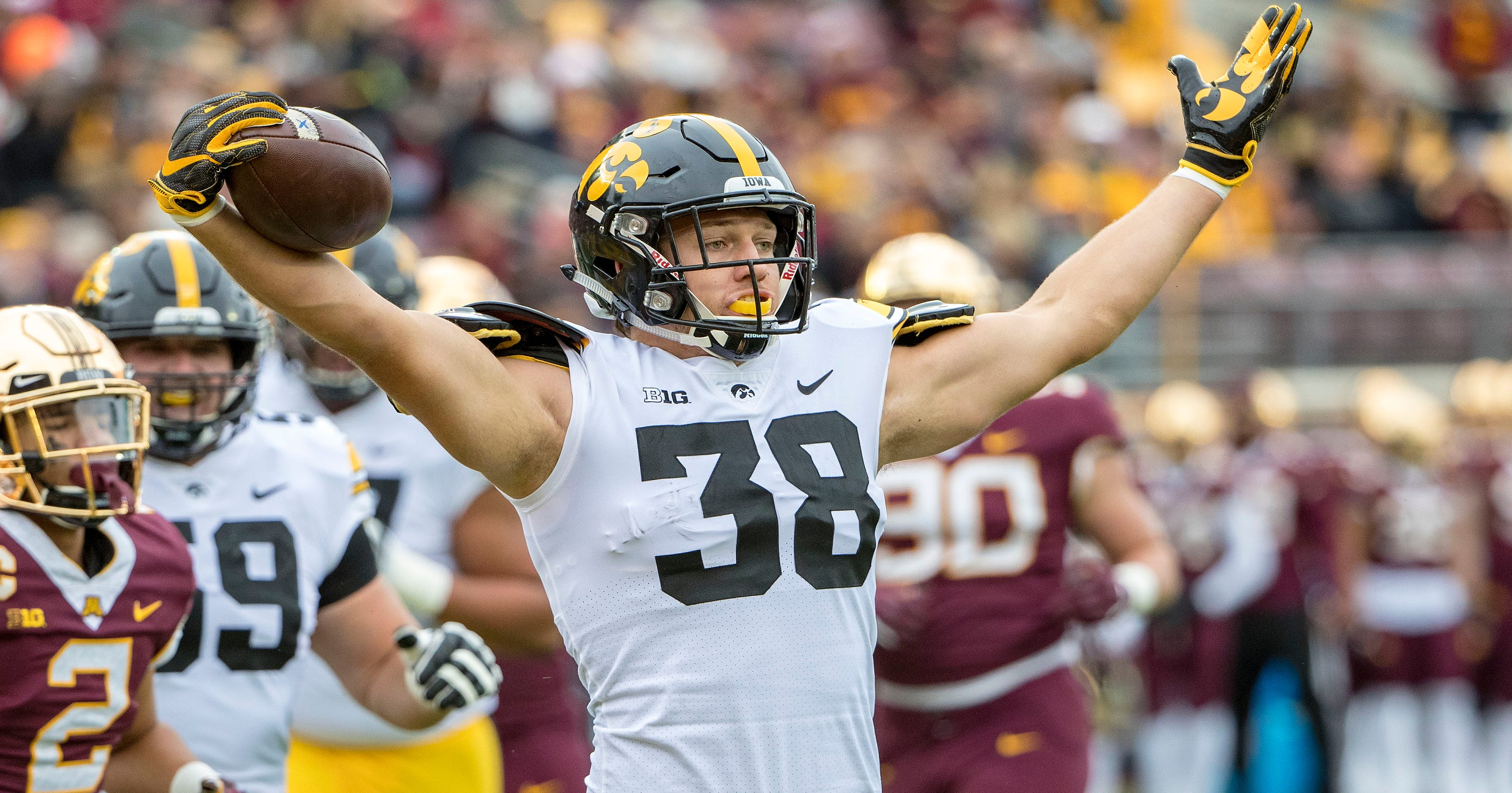 c8951663 Who will the Bengals draft? Tight end hinges (again) on Tyler Eifert