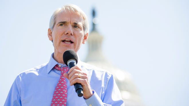 Sen. Rob Portman from Terrace Park