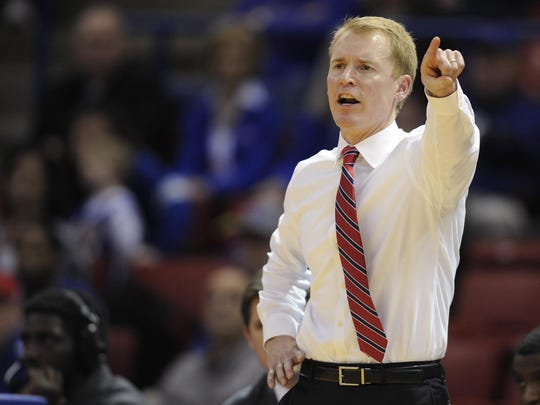 Louisiana Tech coach Eric Konkol finished his team's summer workouts on Monday.
