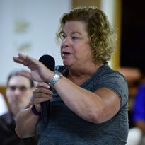 Left-leaning group holds health care town hall in Plymouth