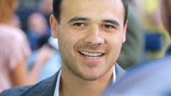 In this photo taken June 2, 2011, Emin Agalarov, son
