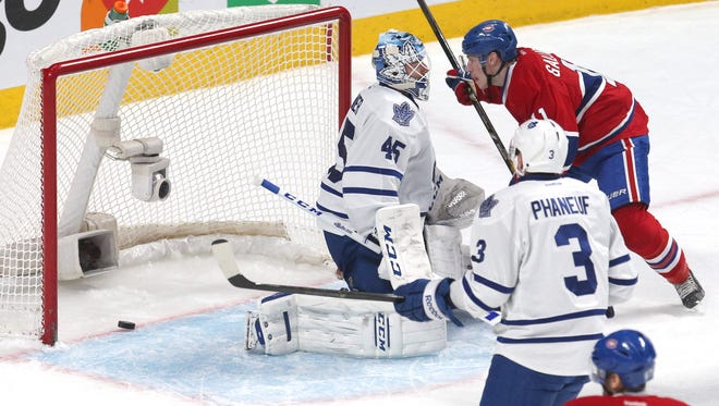 Max Pacioretty Powers Canadiens Past Maple Leafs In Ot