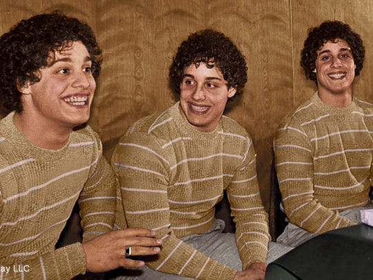 """Three Identical Strangers"" focuses on Eddy, David"