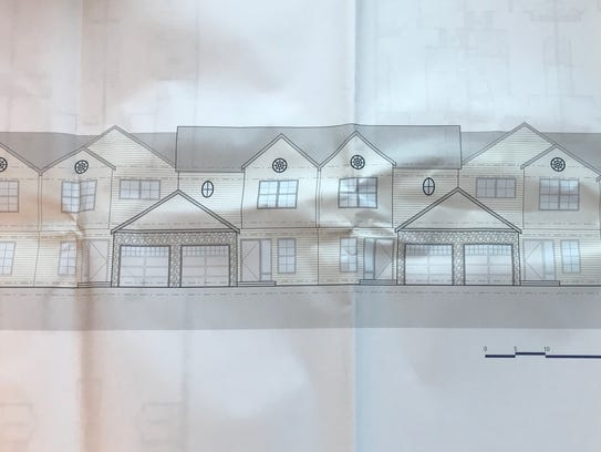 Architectural drawings for Lakeside Manor were reviewed