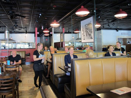 Henning's Chicago Kitchen opened its new location in November at 2360 Pine Ridge Road in Naples.