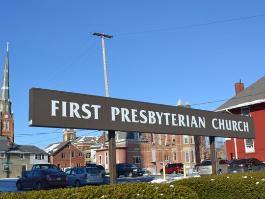 First Presbyterian Church of Fremont, which was founded