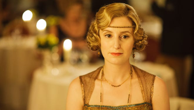 The fate of Lady Edith (Laura Carmichael) was a major story in 'Downton Abbey's' series finale Sunday.
