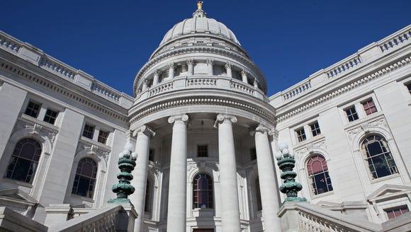 Wisconsin's Capitol.
