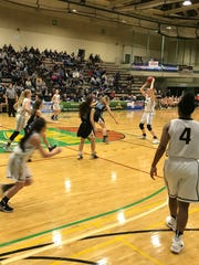 More action from Friday's Class B semifinal.