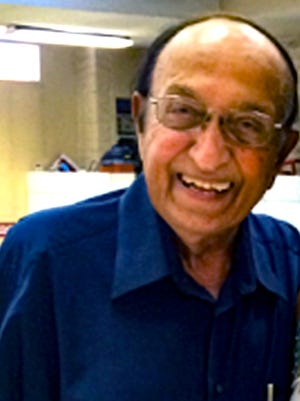 Shivaswamy Hosakote, 84, was found fatally stabbed outside a Chandler LA Fitness on Aug. 18, 2016.