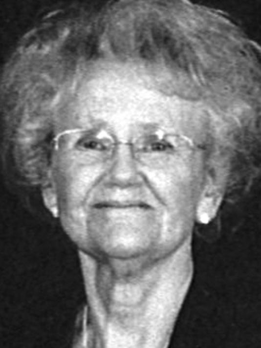 Birthdays: Alberta Frerichs
