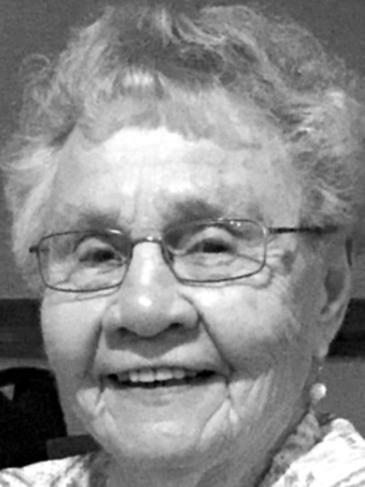 Birthdays: Betty Berglin