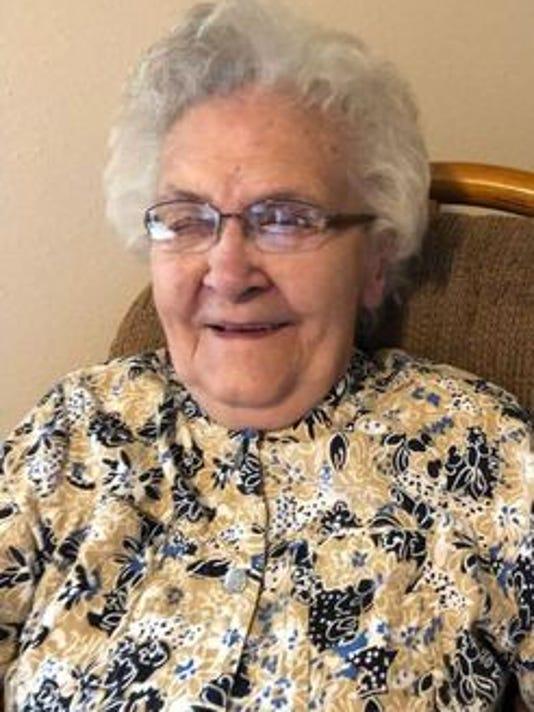 Birthdays: Bertha Van De Vendel