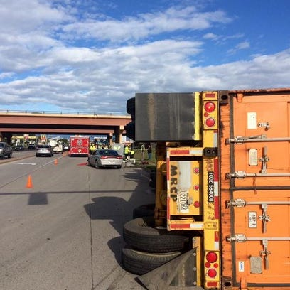 Hazmat situation on I-25 and Highway 119