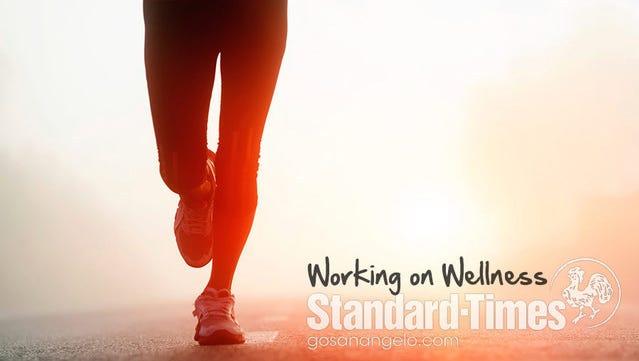Working on Wellness Header