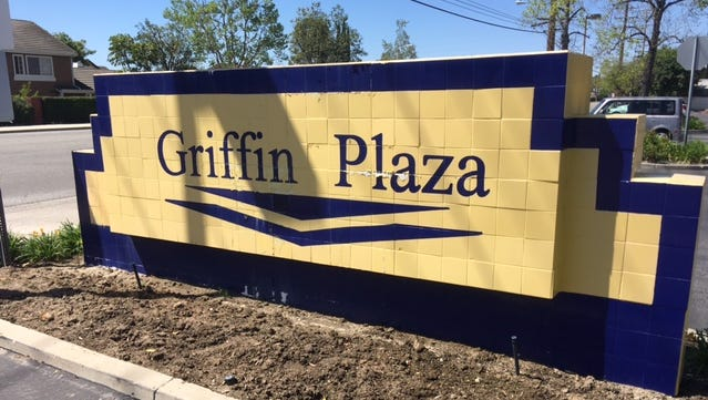 The Simi Valley City Council on Monday night is scheduled to consider approving redevelopment plans for Griffin Plaza, including the construction of a 102-bed residential care facility.
