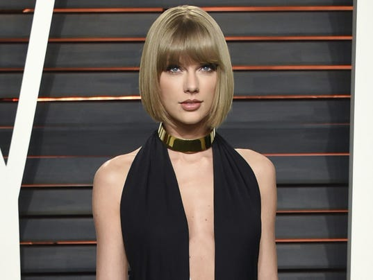 AP MUSICTAYLOR SWIFT A ENT FILE USA CA