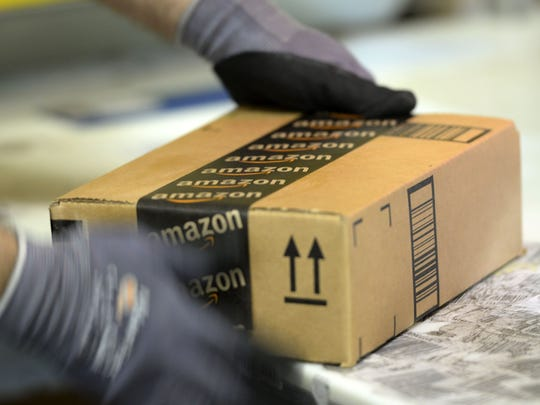Your old Amazon boxes can be repurposed to send donations