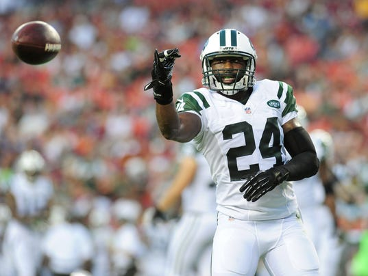 NFL: Preseason-New York Jets at Washington Redskins