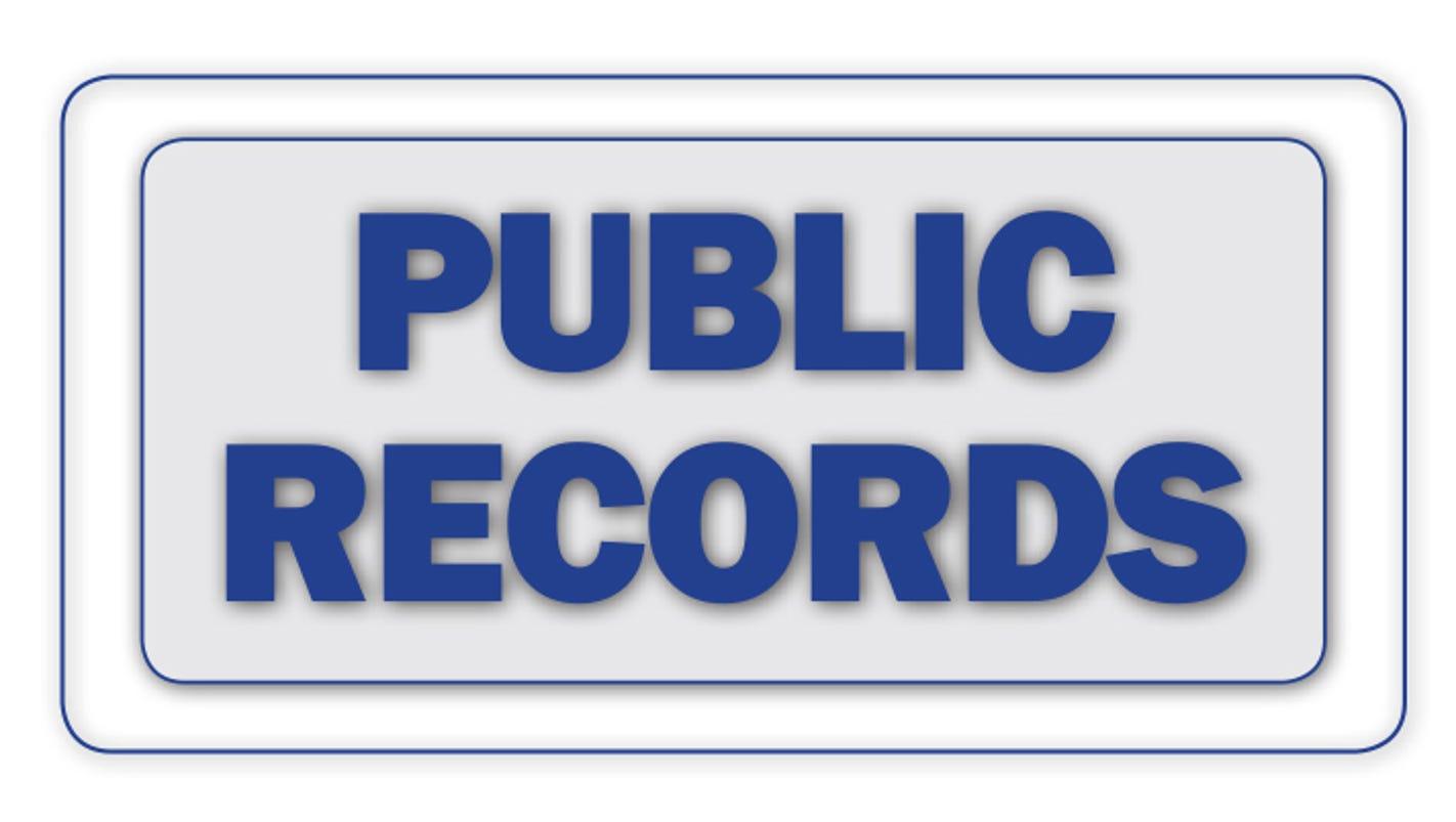 public records june 2017