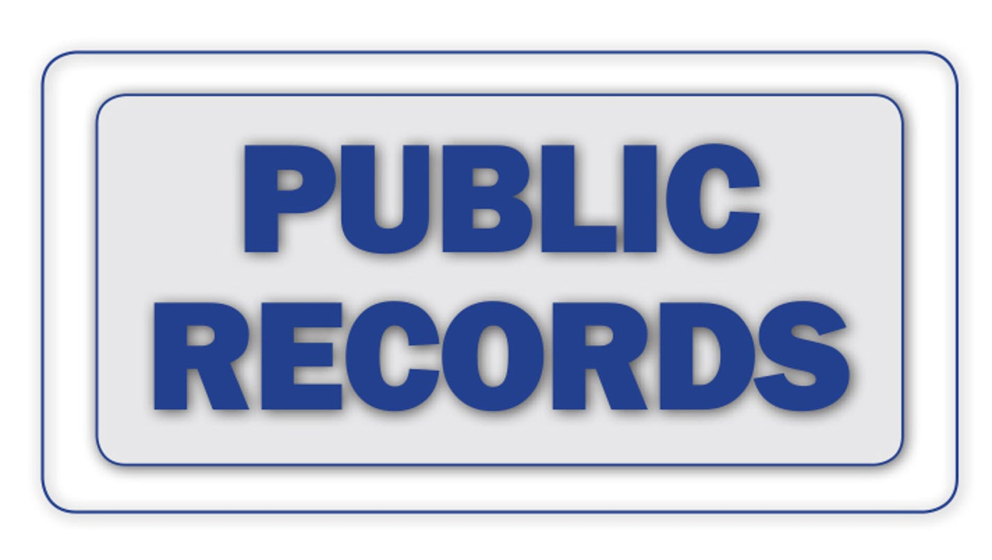 Public Records For Property In Texas