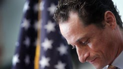Former U.S. Rep. Anthony Weiner announces his resignation