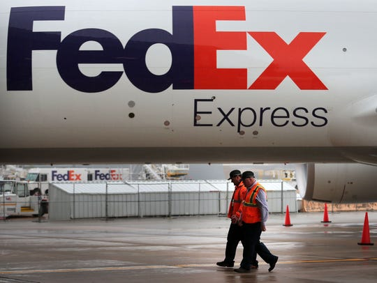 FedEx is closely watching Brexit and the details of how the United Kingdom will separate from the European Union.