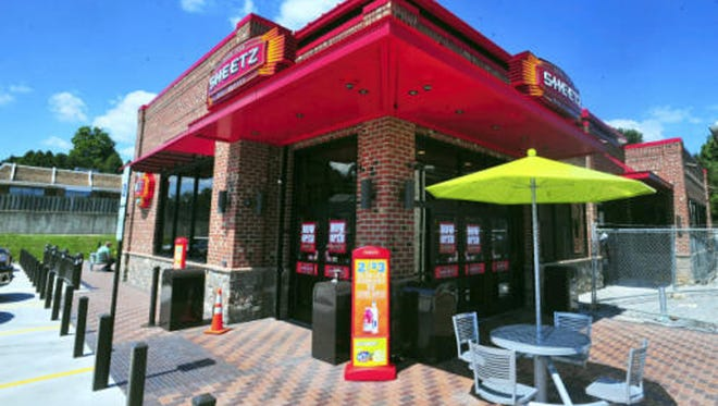 A file photo of a Sheetz store.