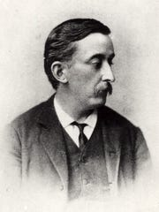 Cincinnati writer Lafcadio Hearn in 1889.