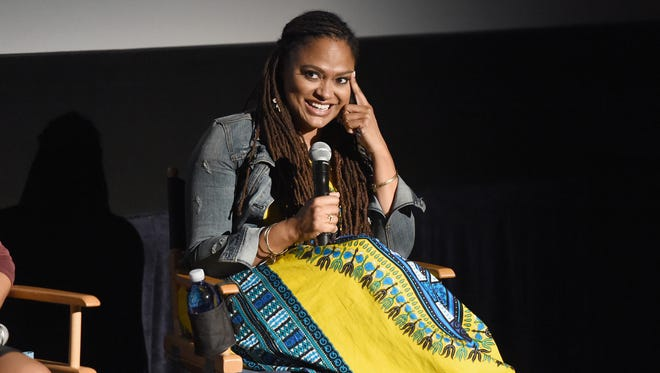 Ava DuVernay speaks onstage during the 2016 Los Angeles Film Festival.