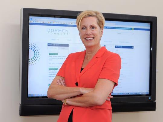 Cynthia LaConte is CEO of Dohmen Co. in Milwaukee.