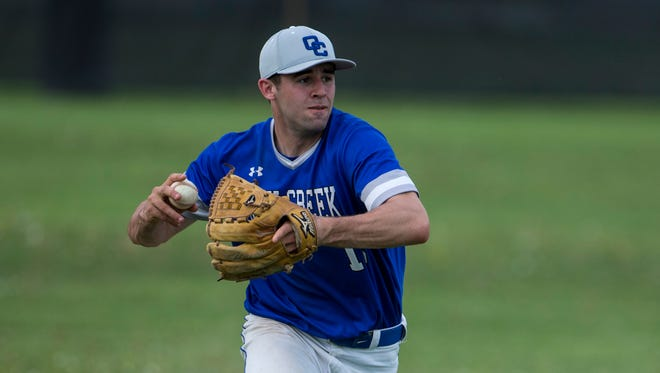 Alex Binelas of Oak Creek is the All-Suburban co-player of the year