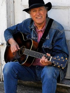 Folk artist Tom Chapin will perform in Rutherford on Saturday Nov. 19.