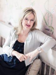 Author Allison Pearson.