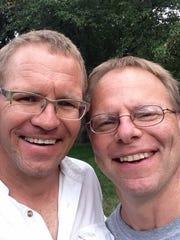 Freeman's good friend, Dan Johnson, met the author