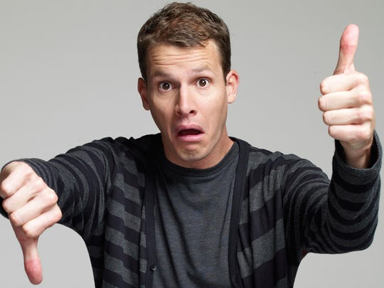 Daniel Tosh will bring his tosh.show Campus Tour to Littlejohn Coliseum in Clemson on April 22.