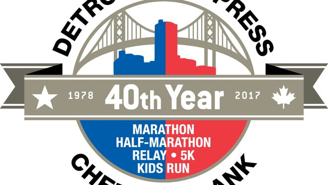 40th Detroit Free Press/Chemical Bank Marathon