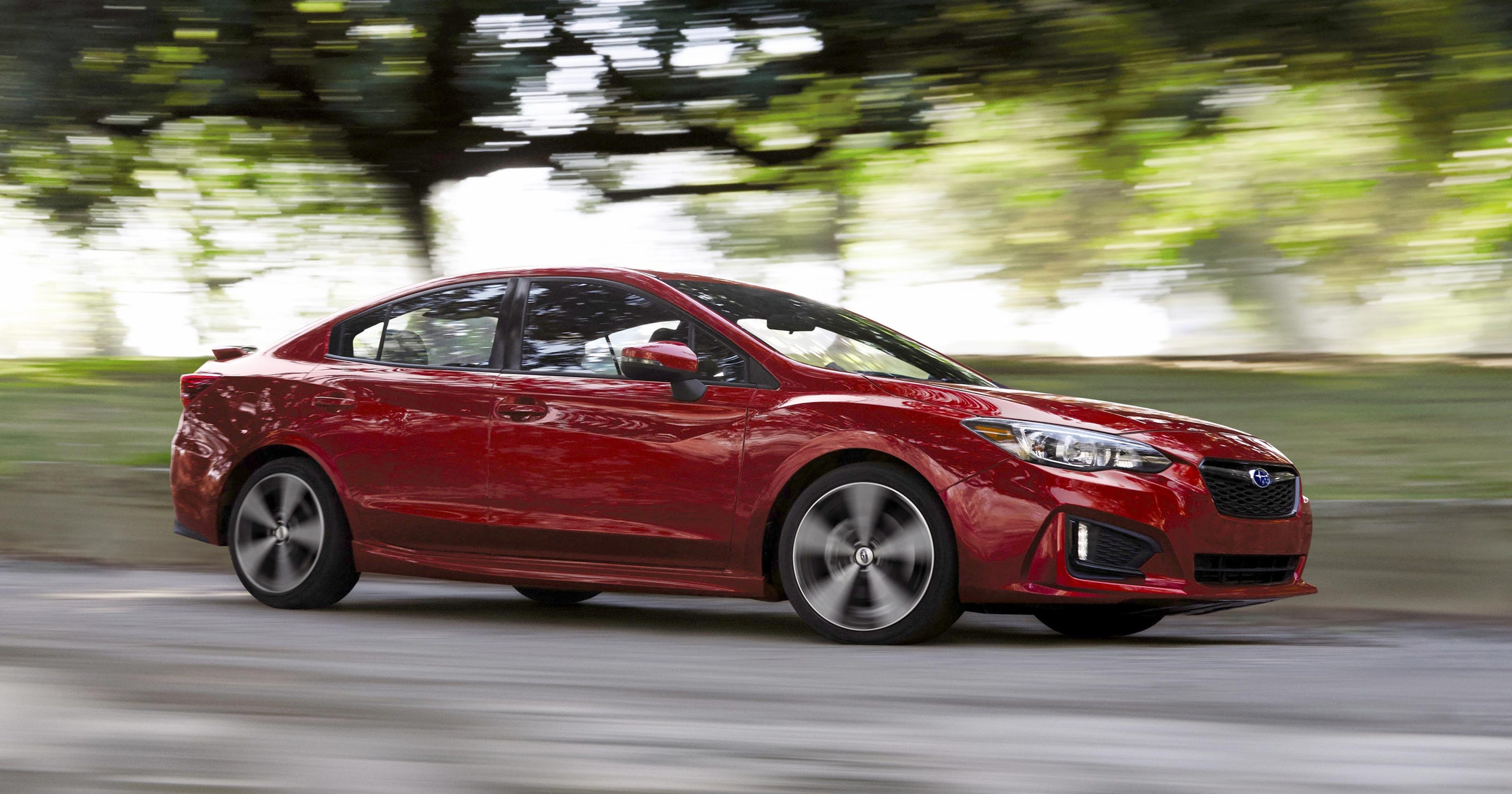 Review 4 Star 2018 Subaru Impreza Is New On Compact Stage