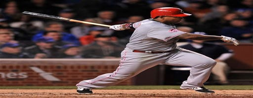 Marlon Byrd off to a slow start with Reds
