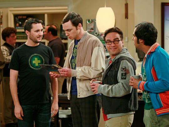 """The Russian Rocket Reaction"" -- Sheldon (Jim Parsons,"